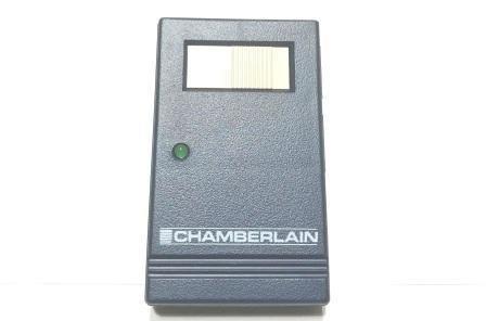 856CB Green Learn Button Opener Pocket Remote