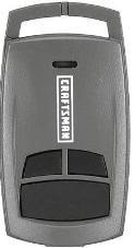 30499, 139.30499 Sears Craftsman Key Chain Learn Button Remote