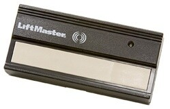 361LM LiftMaster One Button Commercial Visor Remote 315MHz