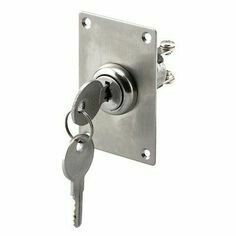 Common Out Side Key Lock