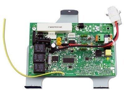 41DJ002, 041DJ002 Receiver Logic Board, Security+ 2.0
