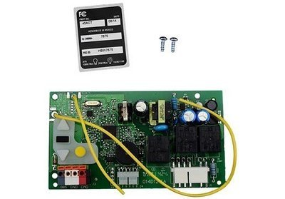 045ACT Receiver Logic Circuit Board, Security+ 2.0