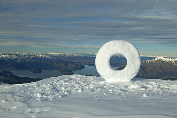 Treble Cone Snow Circle