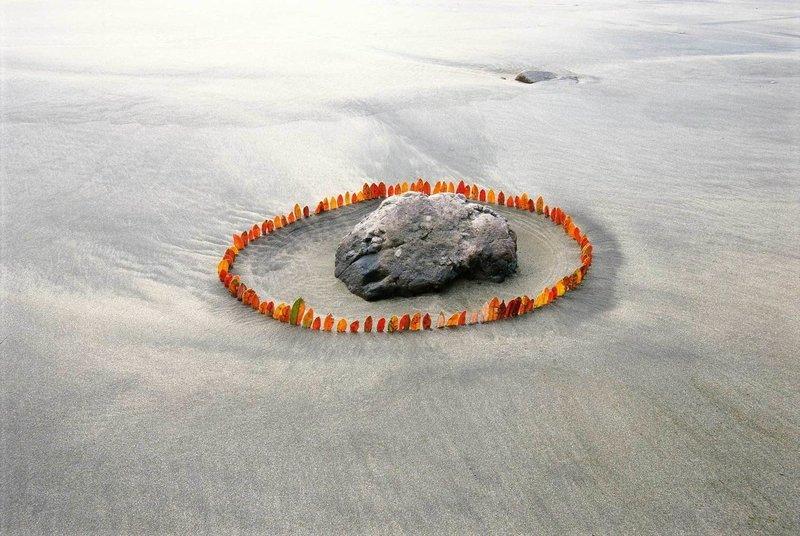 Encircled Stone