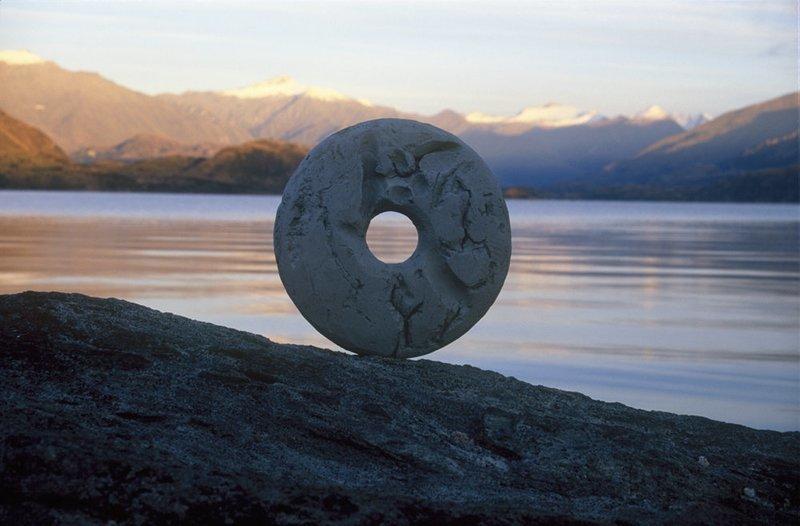 Lakebed Clay Circle