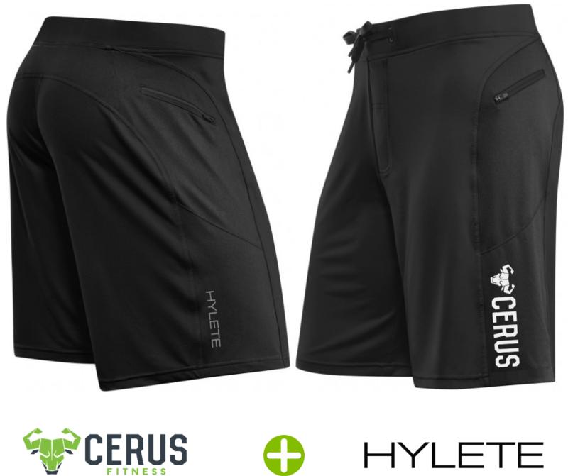 Cerus by Hylete Helix II Flex-Knit Integrated Pocket Short