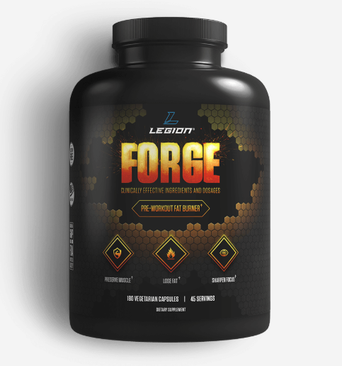 Forge by Legion (Pre-Workout Fat Burner)