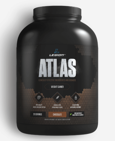 Atlas by Legion (Weight Gainer)