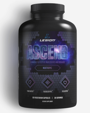 Ascend by Legion (Nootropic)