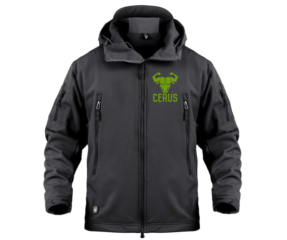 Cerus Tactical Softshell Jacket