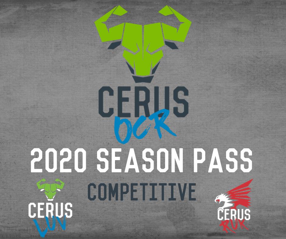 Cerus 2020 Competitive Wave Season Pass