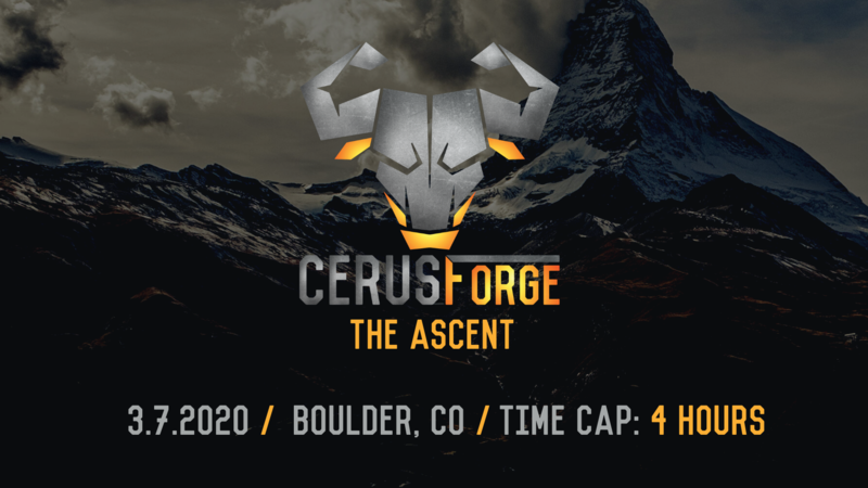 CerusForge: Ascent 3.7.2020