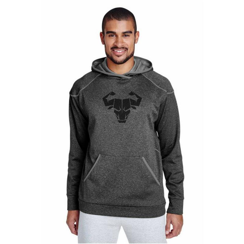 Cerus Premium Grey Hoodie