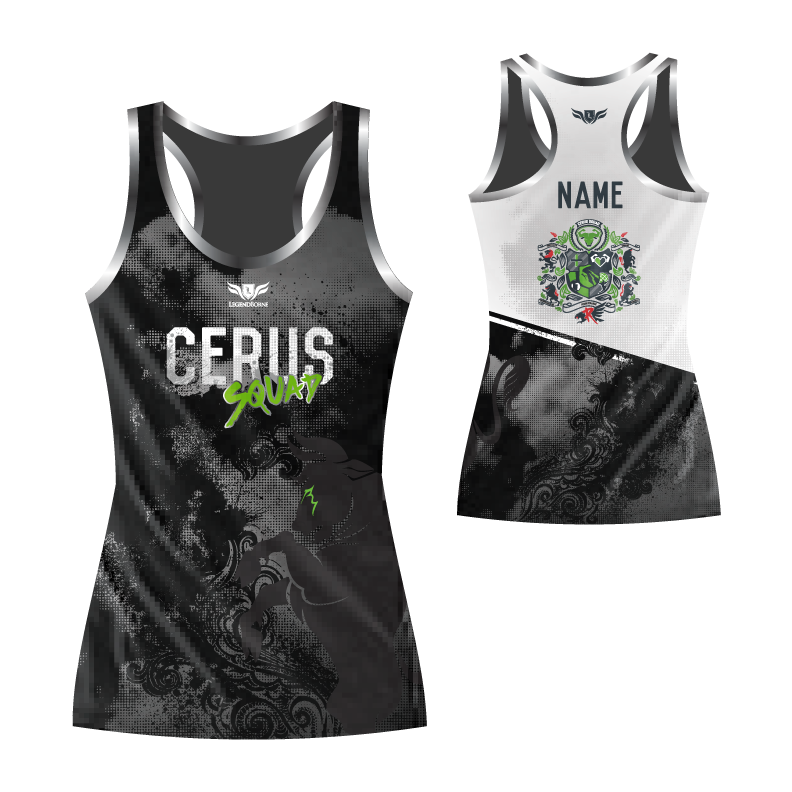 Cerus Squad Women's Racerback Jersey by Legendborne