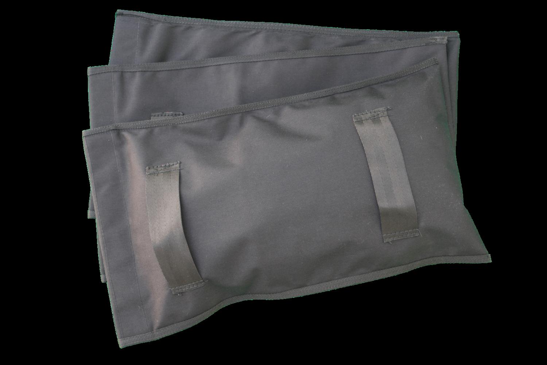 Cerus Fitness 0-30 LBS Extra Fill Bag- Black