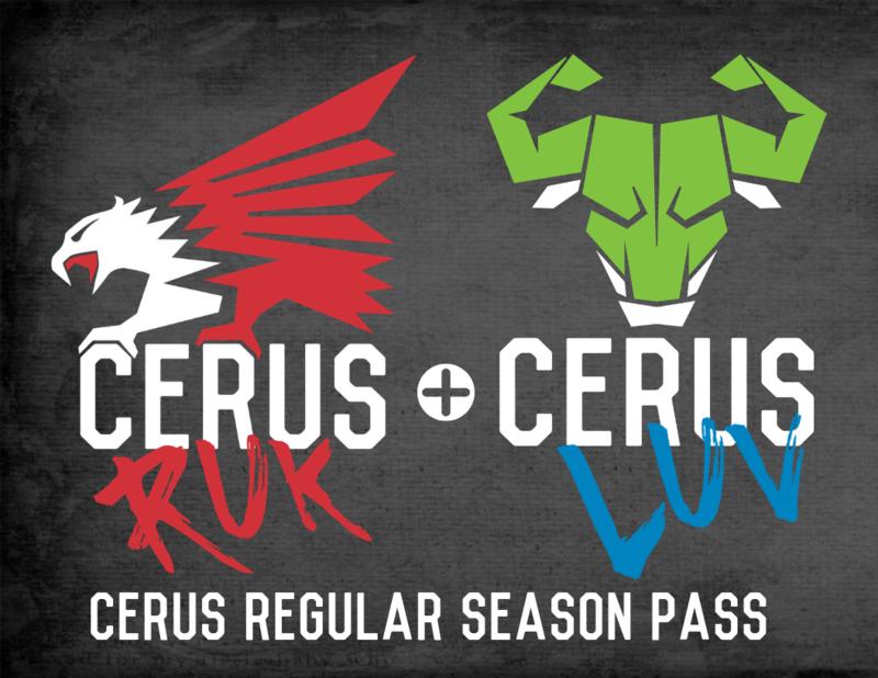 Cerus 2019 Recreational Wave Season Pass