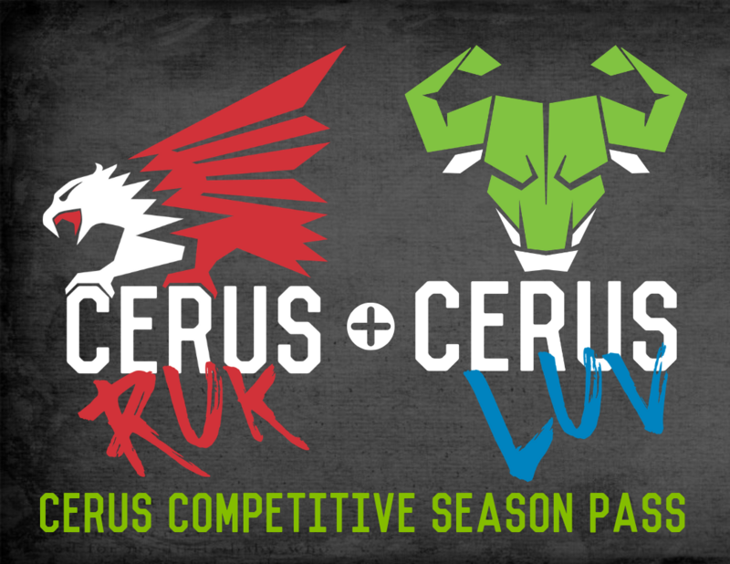 Cerus 2019 Competitive Wave Season Pass