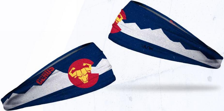Cerus Colorado Headband by JUNK JB001