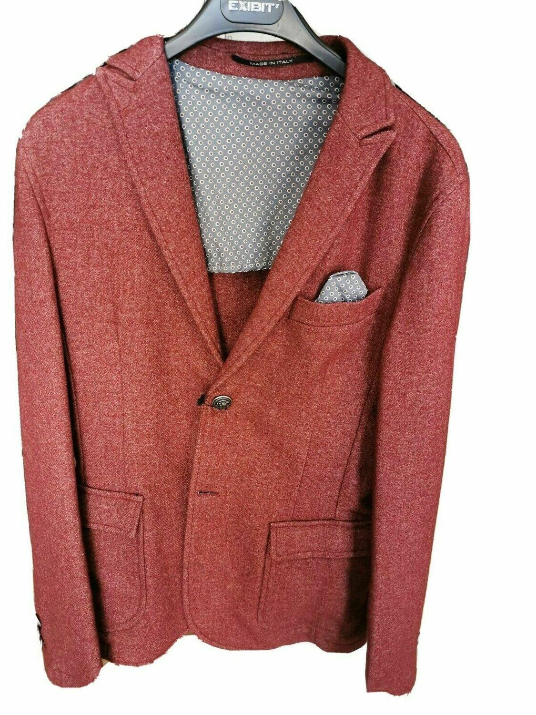 Giacca in tweed slim fit