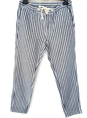 Striped men's pants
