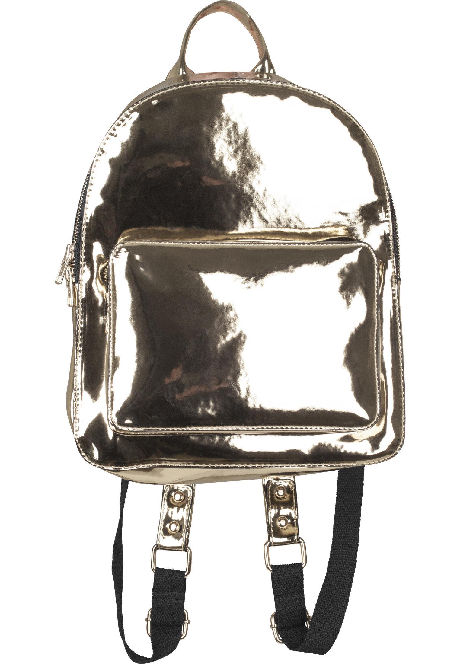 Sac à dos gold metallic URBAN CLASSICS urban classics-sac a dos midi gold