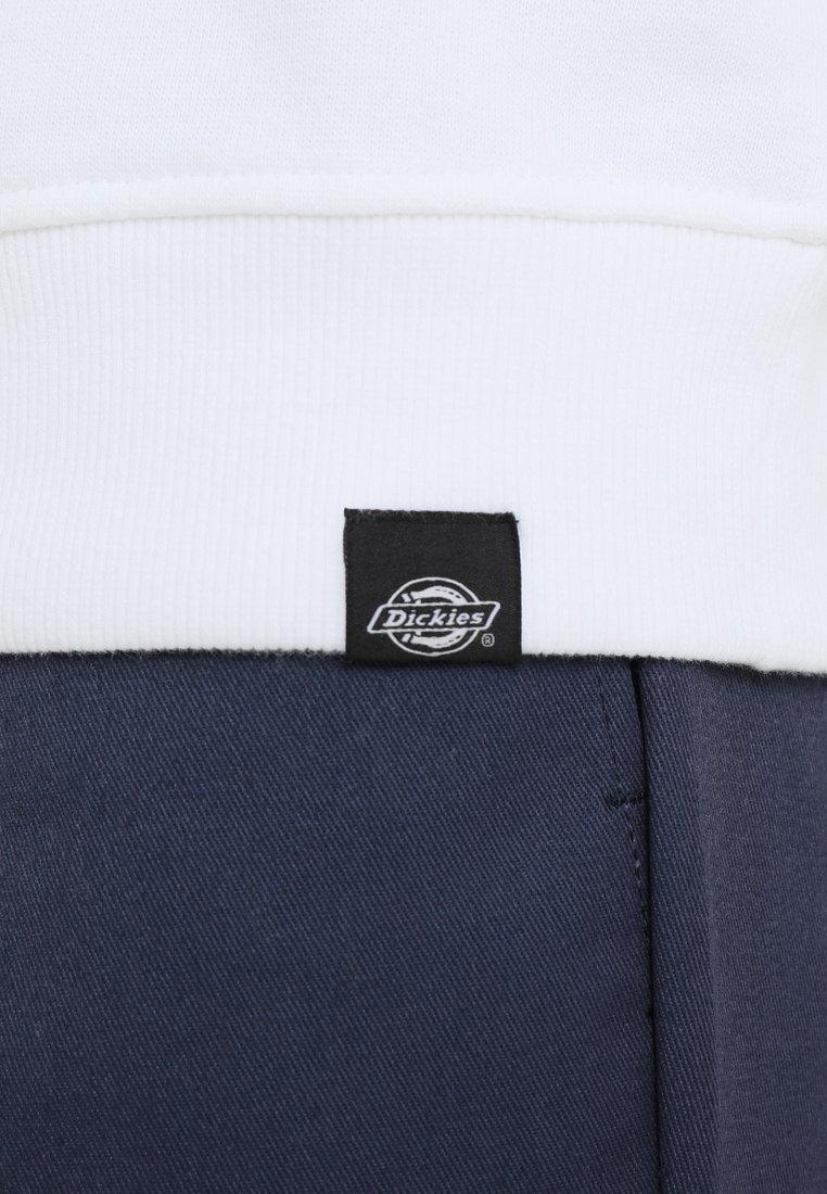 Sweat Harrison blanc à logo DICKIES