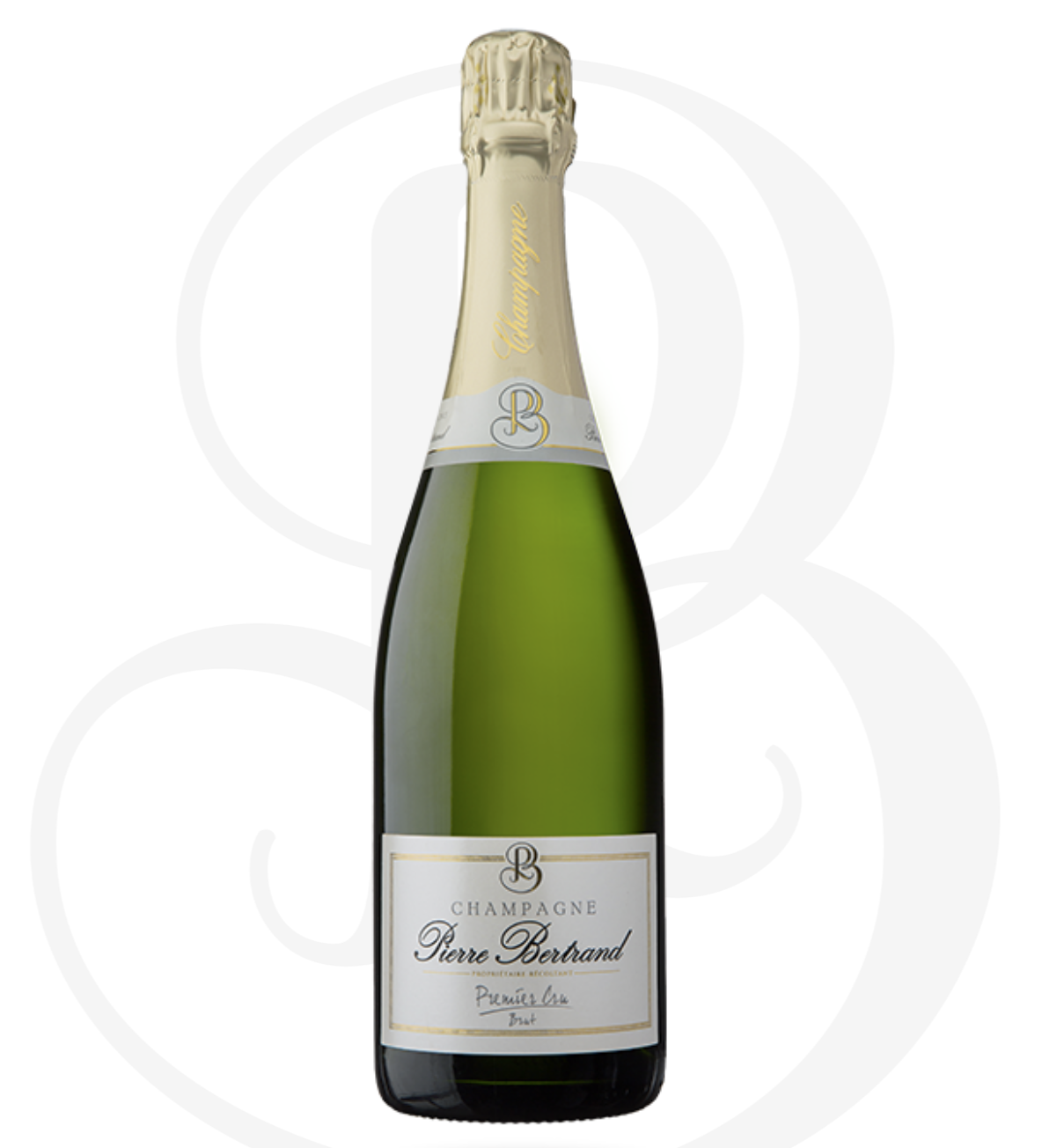 Champagne Pierre Bertand - Brut Premier Cru
