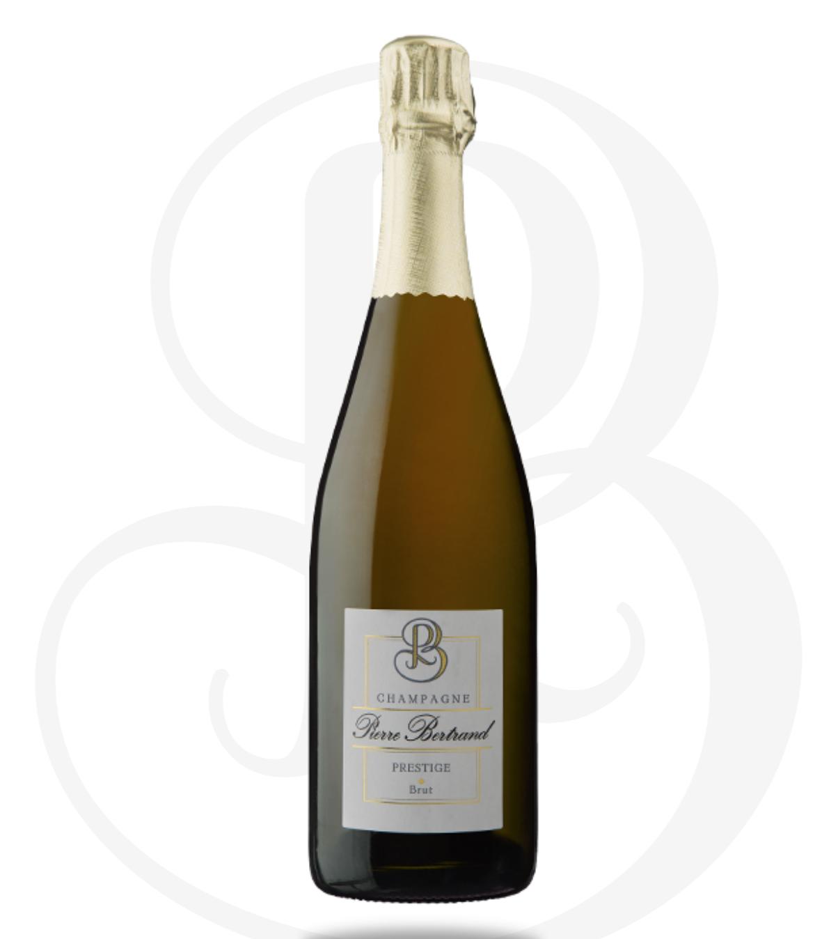 Champagne Pierre Bertand - Brut Cuvée Prestige