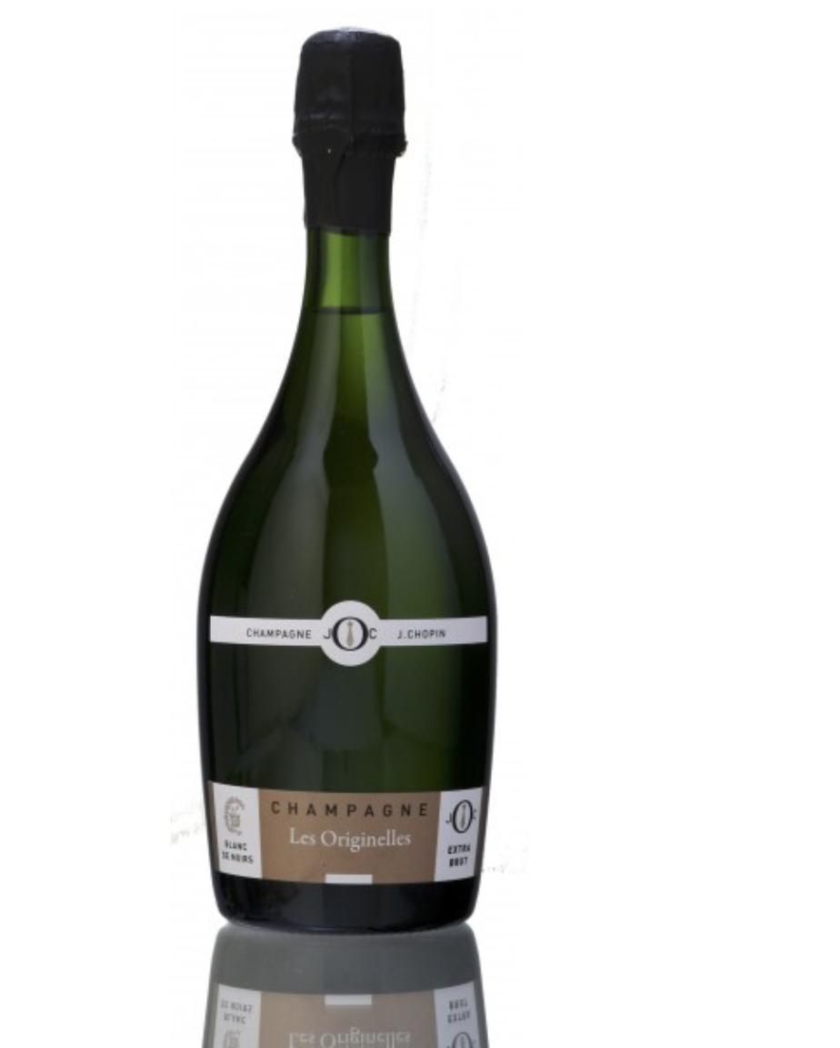 Champagne Julien Chopin - Les Originelles Extra Brut Blanc de Noirs