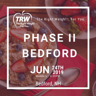 TRW Bedford Phase 2 - 06/24/2019 6:00pm
