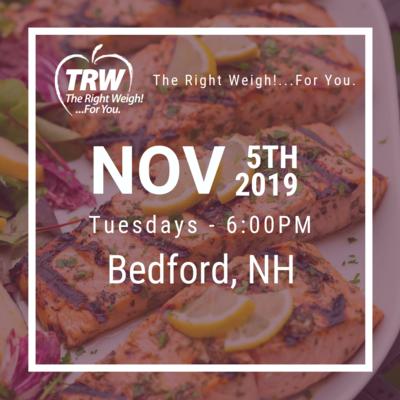 TRW Bedford - 11/5/2019  6:00PM