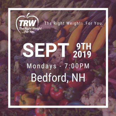TRW Bedford - 09/9/2019  7:00PM