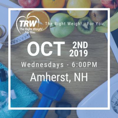 TRW Amherst - 10/2/2019  6:00PM