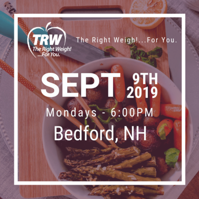 TRW Bedford - 09/9/2019  6:00PM