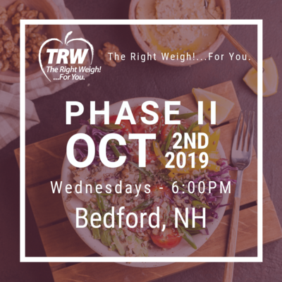 TRW Bedford Phase 2 - 10/2/2019 6:00pm