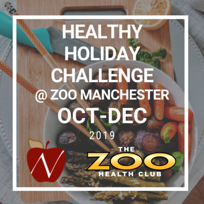 Healthy Holiday Challenge - Zoo Manchester