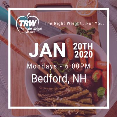 TRW Bedford - 1/20/2020  6:00PM