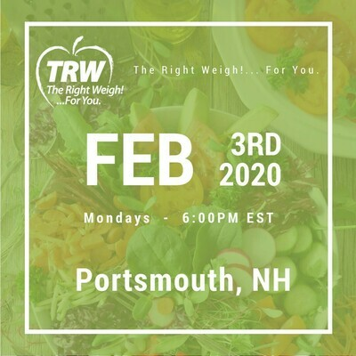 TRW Portsmouth - 2/3/2020  6:00PM