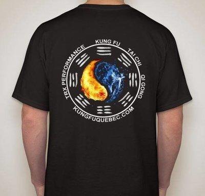 T-Shirt Homme Kung Fu Québec