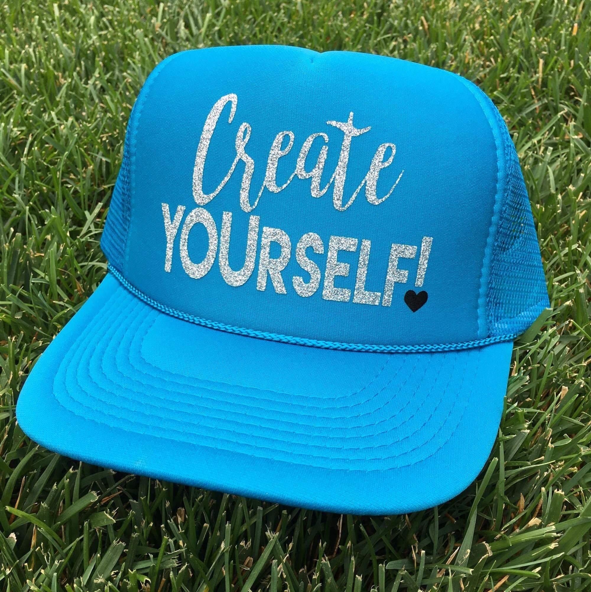 Trucker Hat - Create Yourself 00001