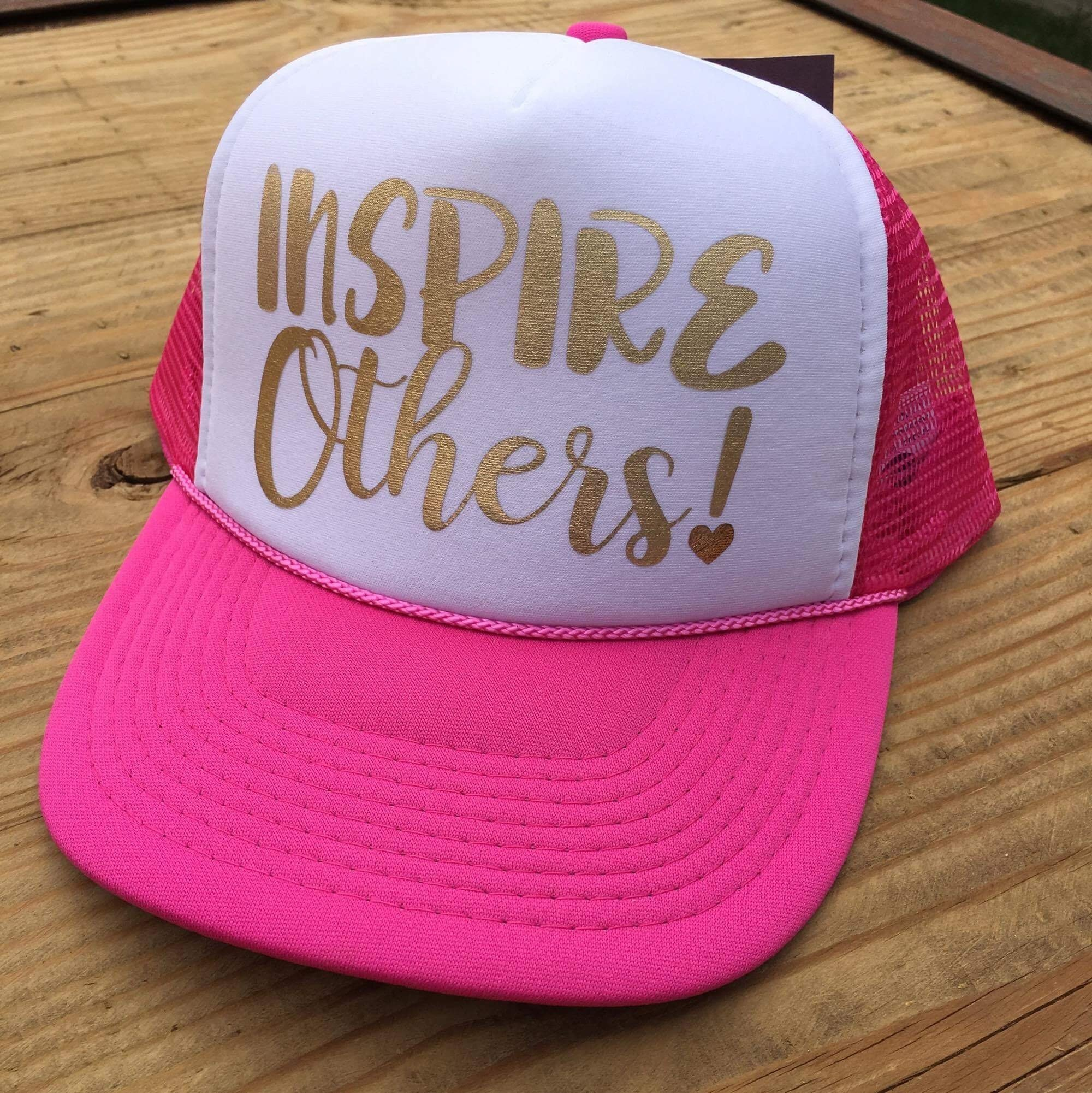 Trucker Hat - Inspire Others 00002