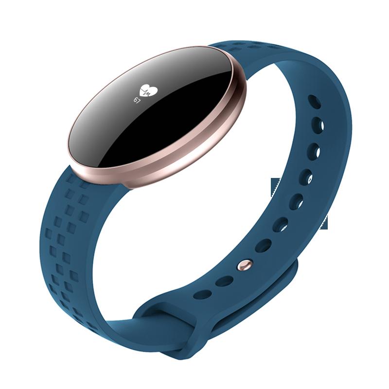 GSW W100 Smartwatch 2018 Energy Smart Band Bracelet Heart Rate Watch Bluetooth 4.0