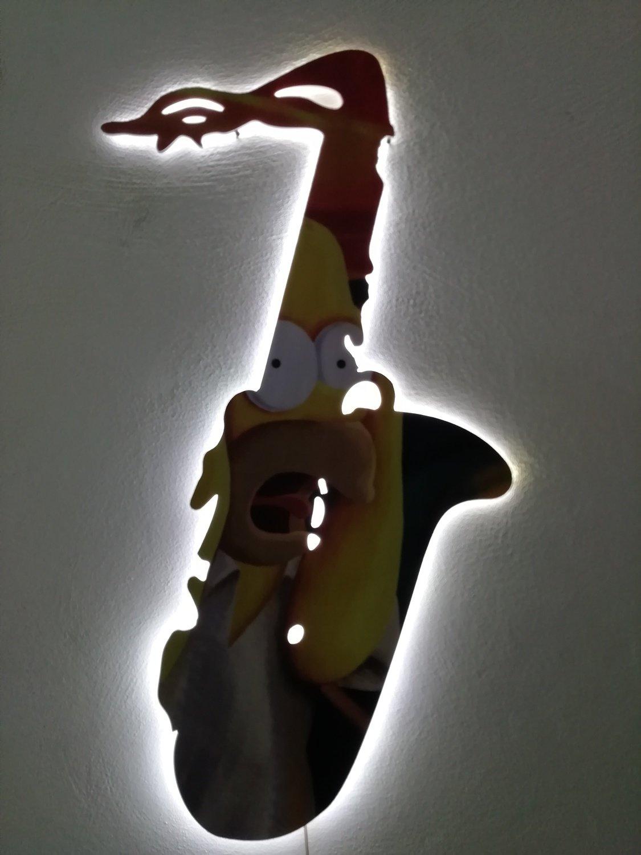 """Sassofono """"Urlo di Homer"""""""