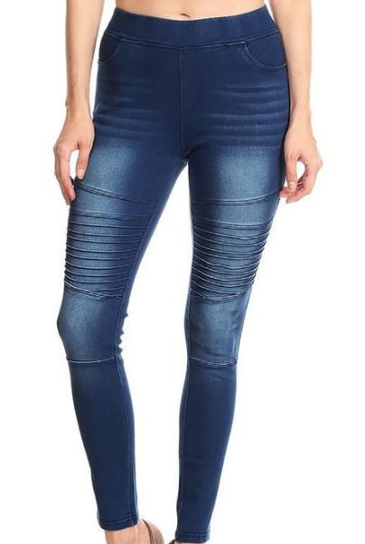 Yoga Jeans ~ Moto Love