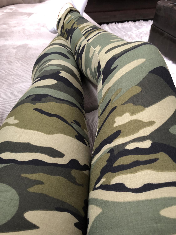 Super Soft Leggings ~ Camo