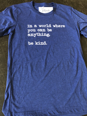 Be Kind Collection ~Heather Navy