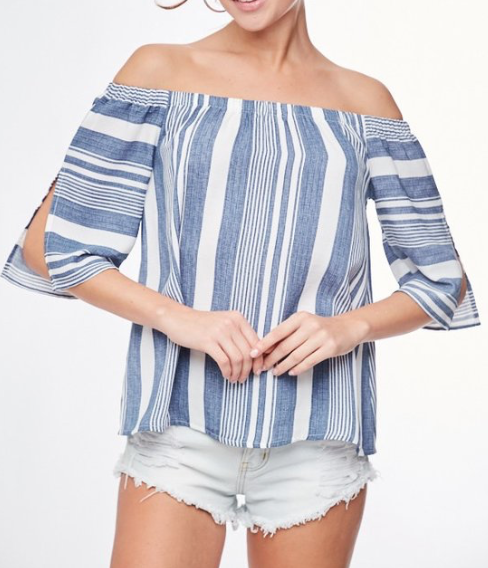 Summer Breeze ~ light blue