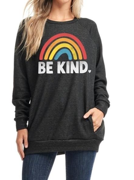 "Be Kind ""Love is Love"" ~ black"