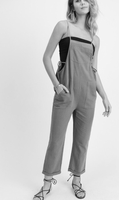 Little Overall Jumpsuit