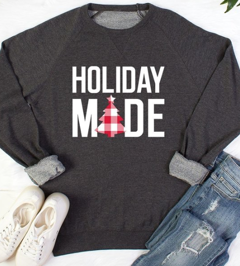 Holiday Mode | Charcoal